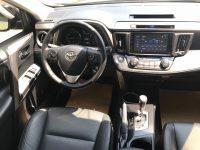 2018年RAV4灰2.0尊爵 ACC主動跟車 車道偏移 數位電視 導航 免鑰匙 LED頭燈77.7_210523_2