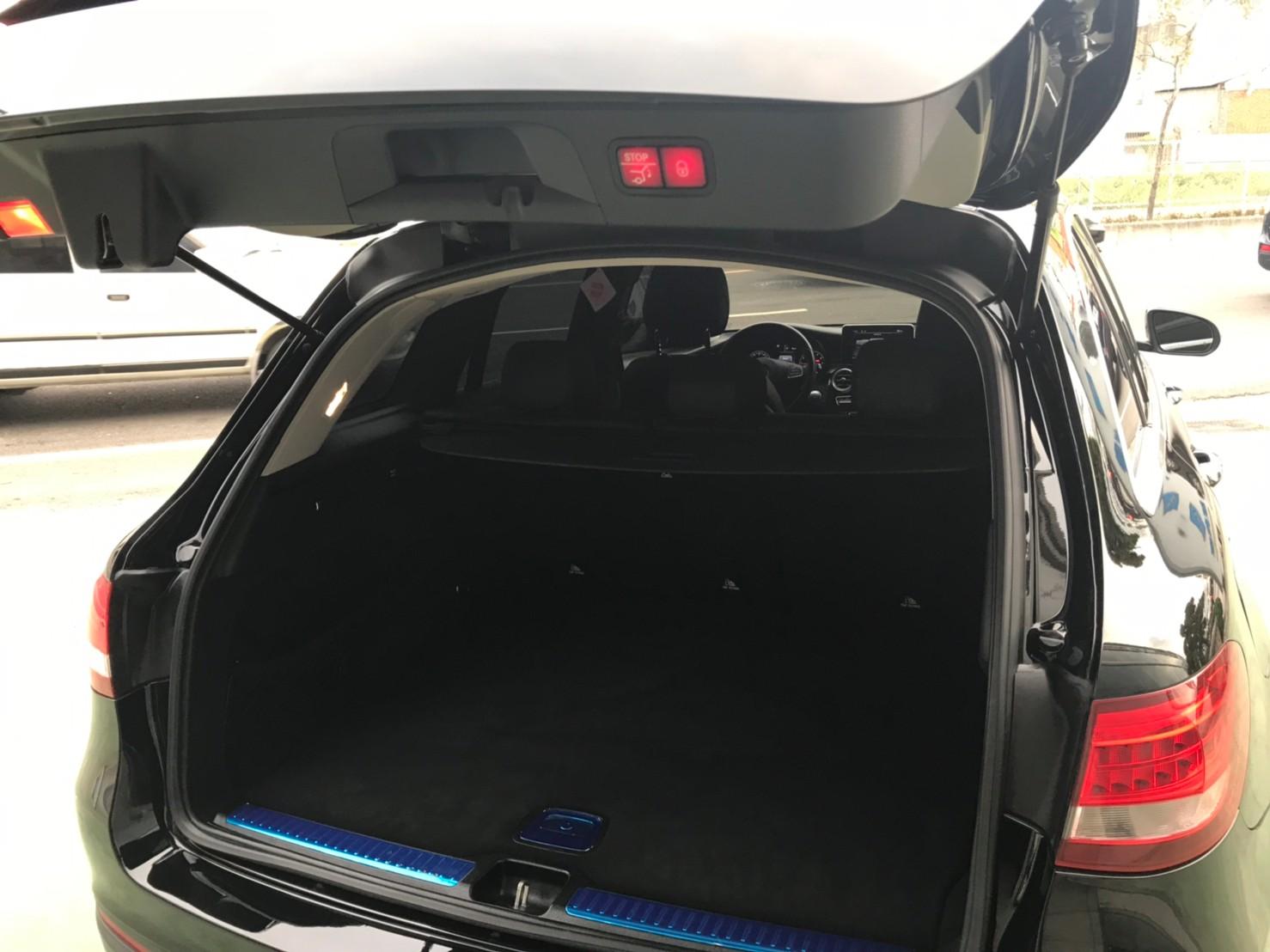 2016GLC300黑SUM138.8 盲點偵測 i-key摸門 電尾門 大影幕 後冷 記憶座椅_210511_9