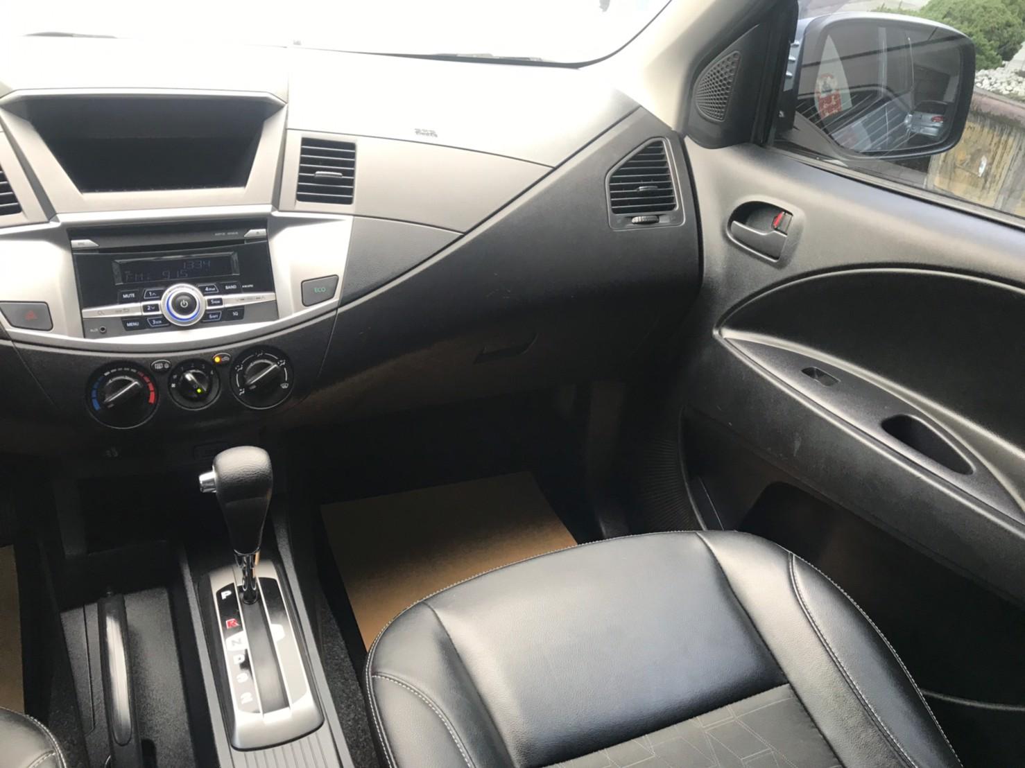 2016勁哥 銀 SUM35.8萬。後座出風口 認證車 里程保證 商旅雙用_210523_3