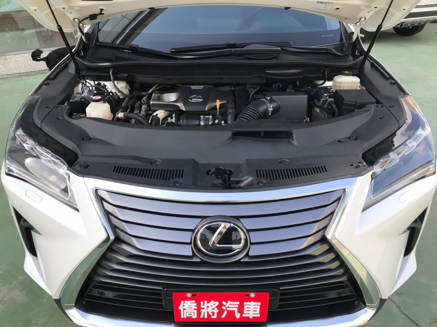 2018RX300白SUM151.8 2.0cc 主動跟車 AEB自動緊急煞車 車道偏離 盲點補助_210620_3