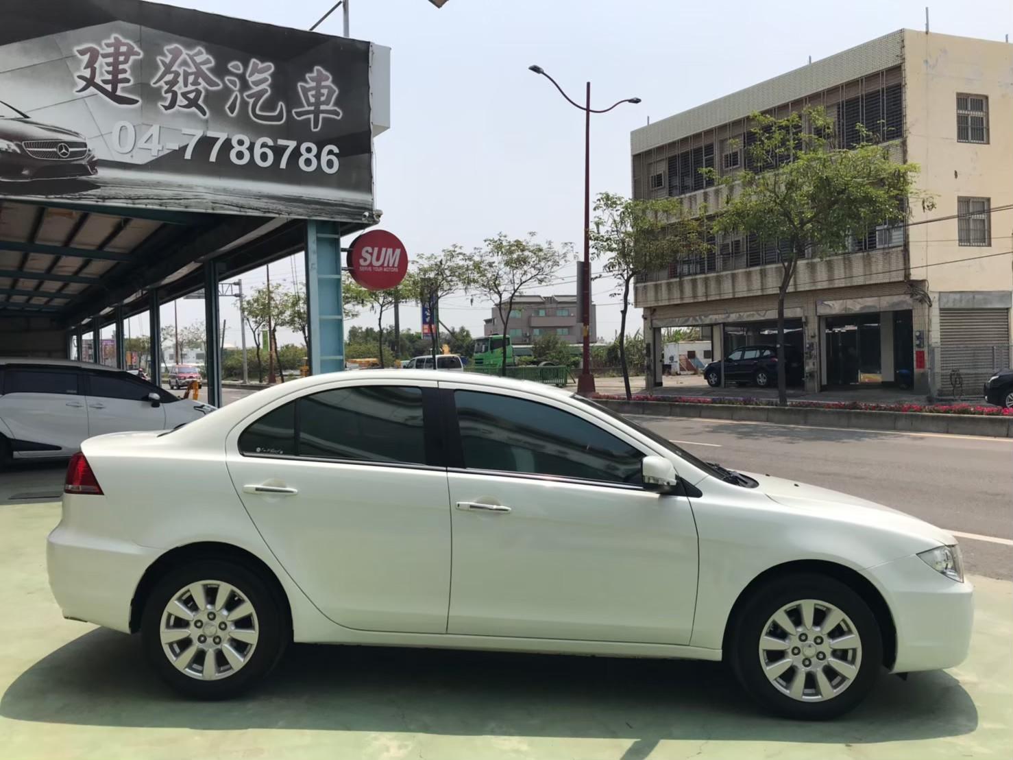 2010年FORTIS白1.8 SUM24.8實跑7萬 一手女用車 i-KEY 3安 定速 倒車影像_210523_7