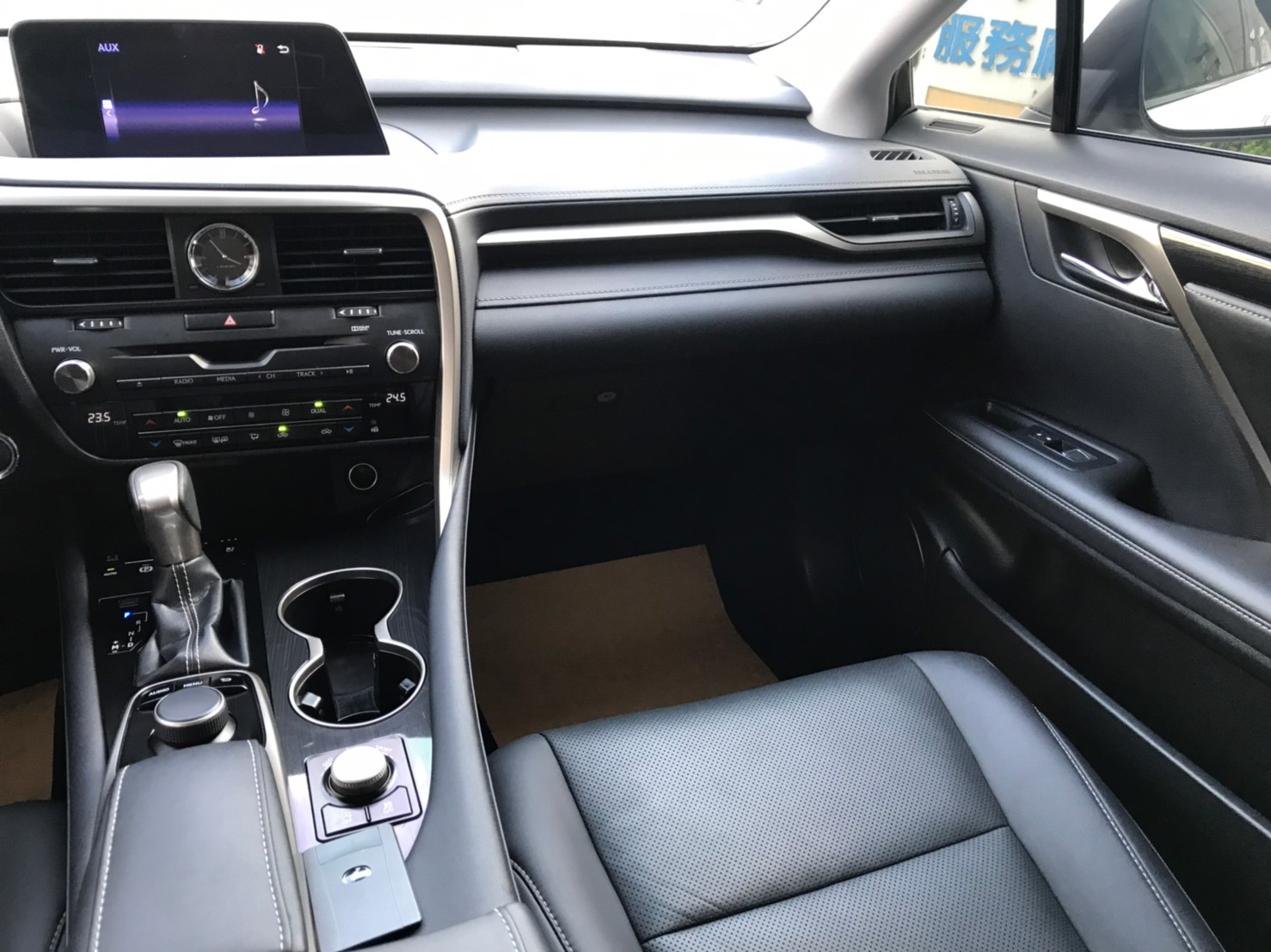 2018RX300白SUM151.8 2.0cc 主動跟車 AEB自動緊急煞車 車道偏離 盲點補助_210620_5