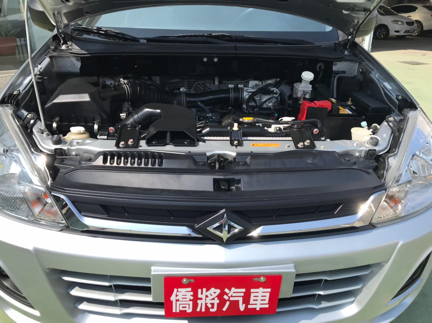 2018勁歌 銀 里程保證4萬多 優質商用車 39.8萬  可認證_210828_3