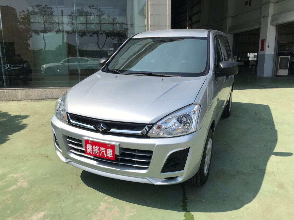 2018勁歌 銀 里程保證4萬多 優質商用車 39.8萬  可認證_210828_7