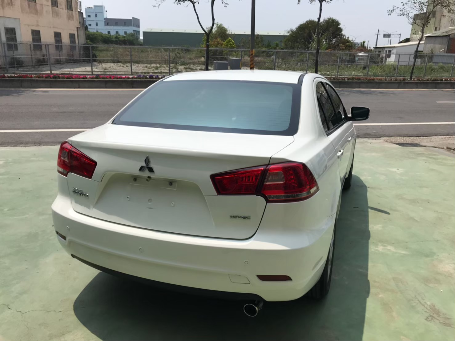 2010年FORTIS白1.8 SUM24.8實跑7萬 一手女用車 i-KEY 3安 定速 倒車影像_210523_8