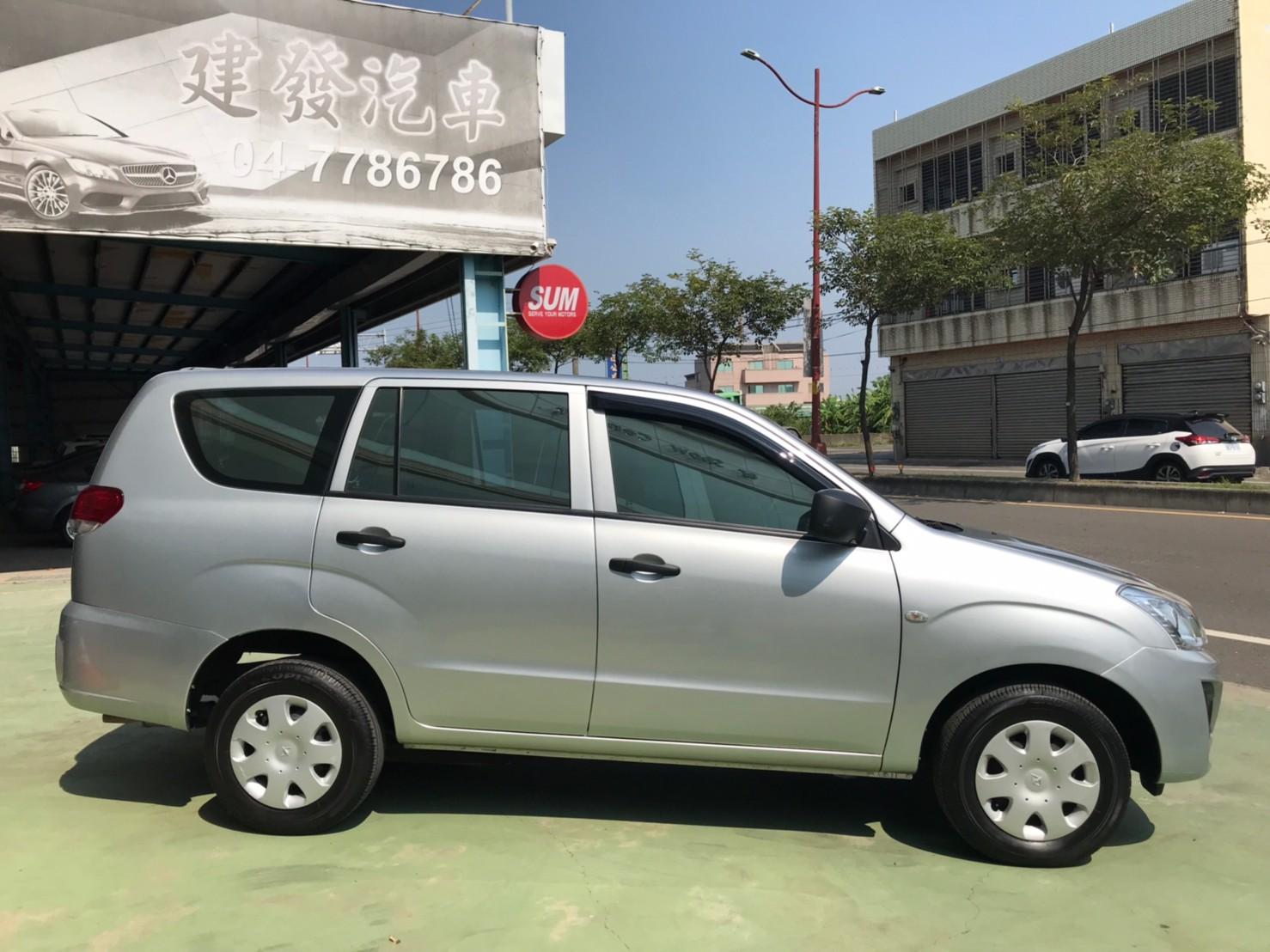 2018勁歌 銀 里程保證4萬多 優質商用車 39.8萬  可認證_210828_2