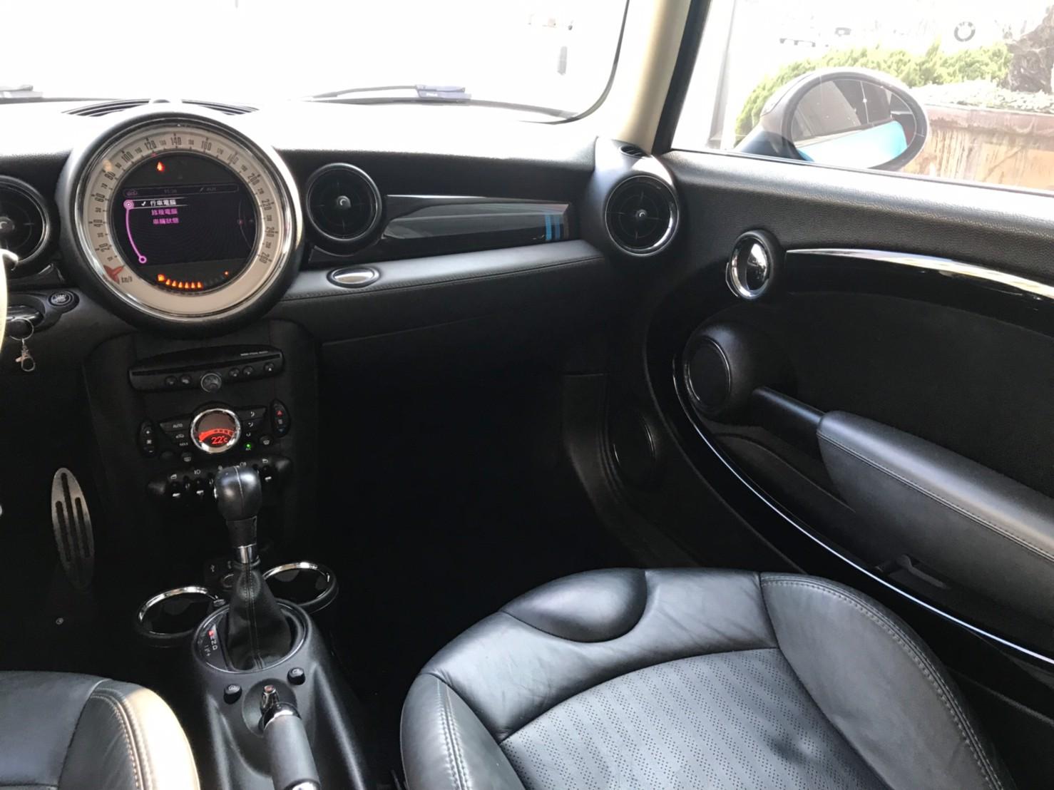 LINE_ALBUM_20129 特仕版COOPER S。17吋鋁圈。雙排氣尾管 保證一手女用車  夢想玩具車 59.9_210919_7