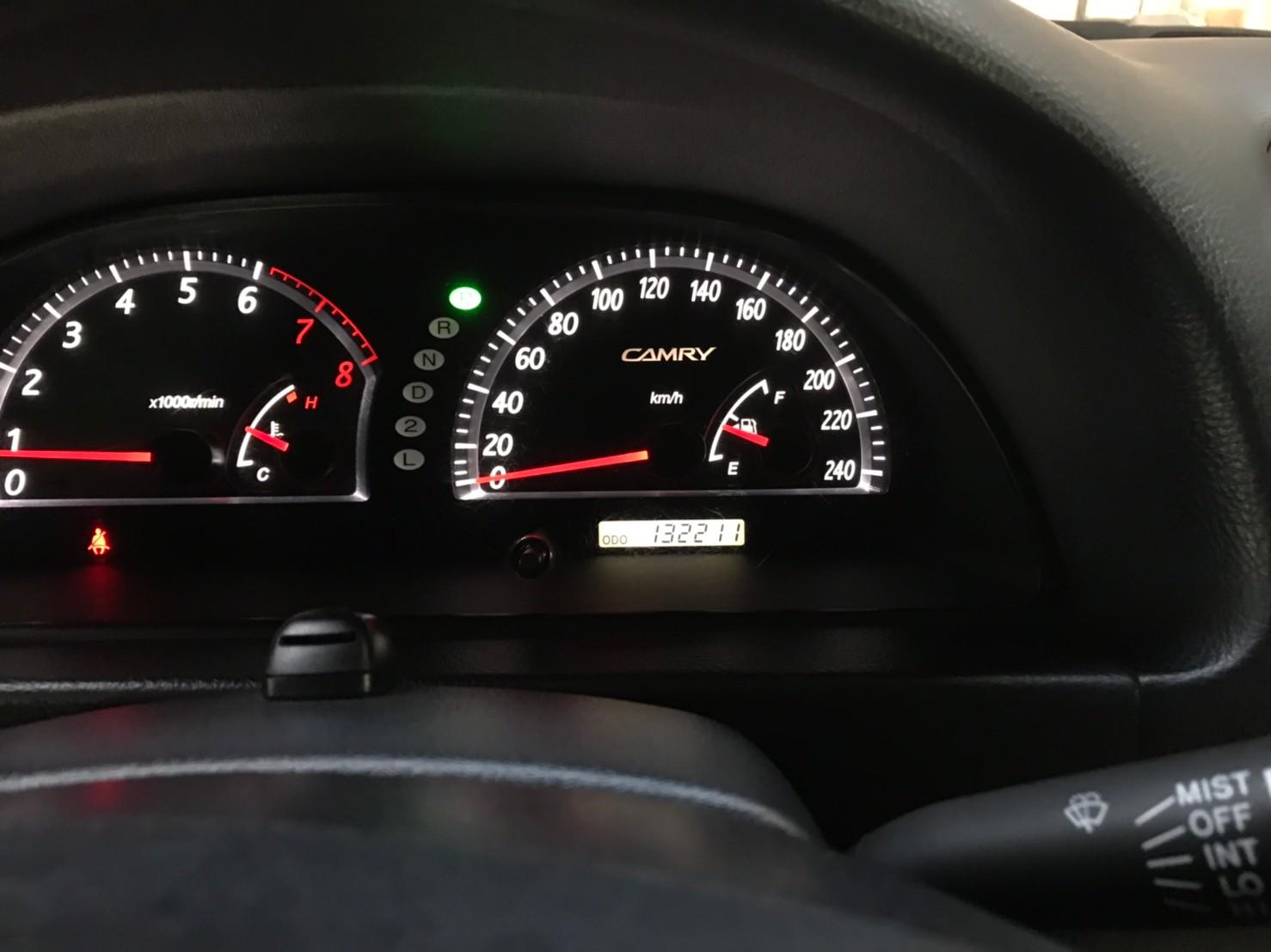 2006年銀CAMRY2.0一手車 無待修 實跑13萬公里 SUM15.8萬_210410_2