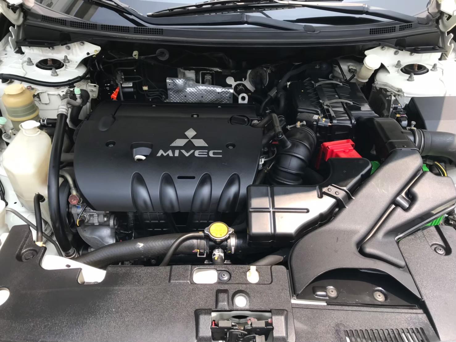 2010年FORTIS白1.8 SUM24.8實跑7萬 一手女用車 i-KEY 3安 定速 倒車影像_210523_4